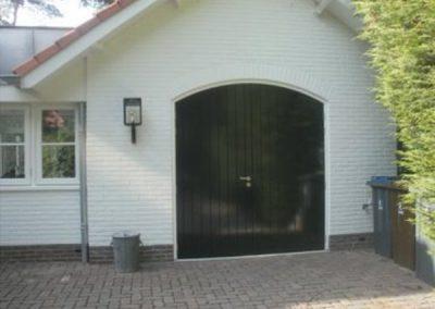 garagedeurkozijn getoogd