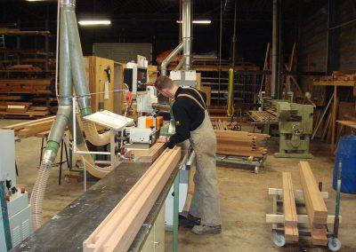 profileren hout