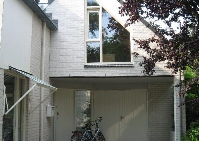 schuinkozijn geplaatst door Renova-Twente-Bouw