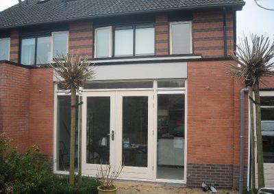 terrasdeurkozijn geplaatst door Renova-Twente-Bouw